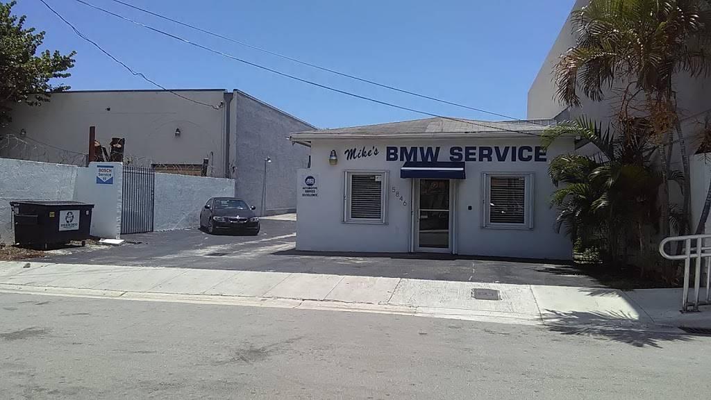 Mikes Beemer Shop - car repair    Photo 4 of 5   Address: 5846 SW 68th St, South Miami, FL 33143, USA   Phone: (305) 661-3311