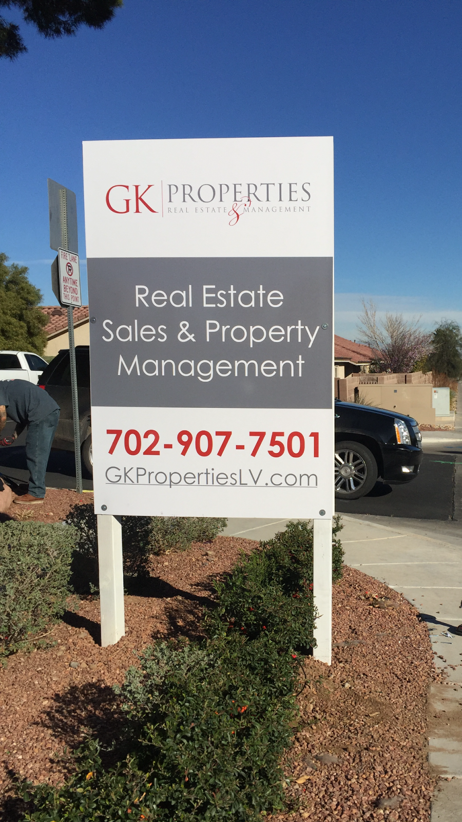 GK Properties - real estate agency  | Photo 3 of 5 | Address: 105 N Pecos Rd #120, Henderson, NV 89074, USA | Phone: (702) 907-7501