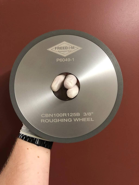 Freedom Diamond Tool Inc. - jewelry store  | Photo 1 of 9 | Address: 13716 3rd St, Grabill, IN 46741, USA | Phone: (260) 376-1117