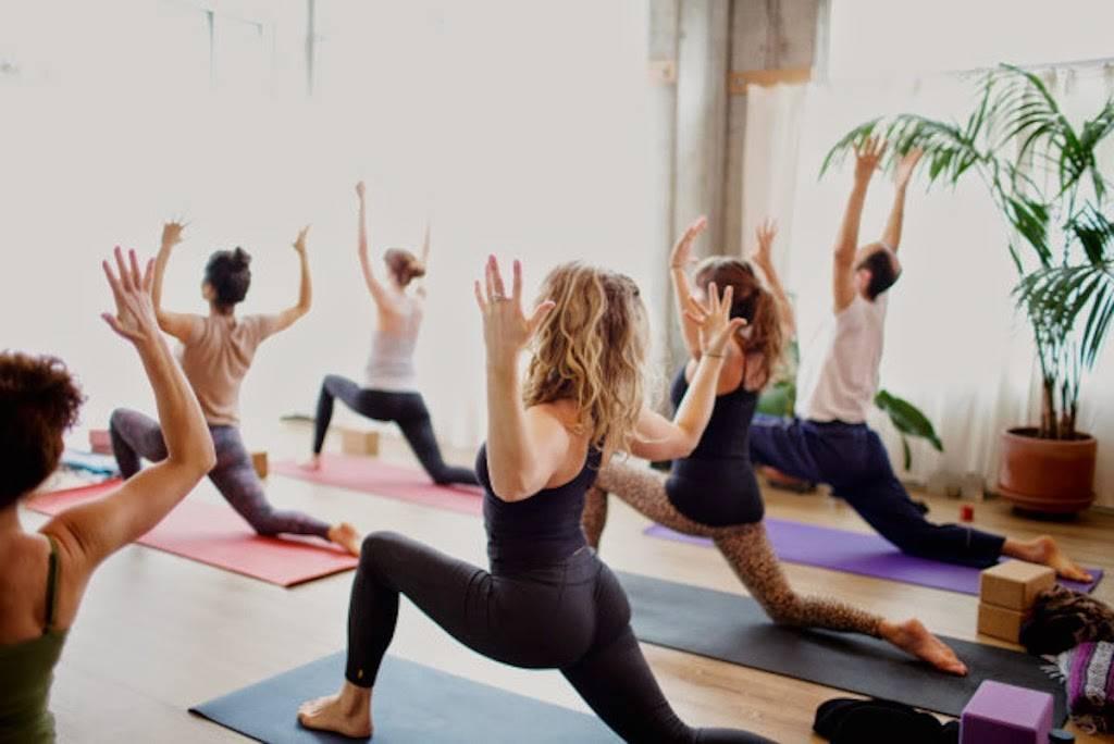 The Peoples Yoga - gym    Photo 5 of 10   Address: 3014 NE Killingsworth St, Portland, OR 97211, USA   Phone: (503) 877-9644