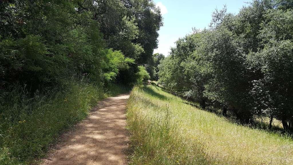 Jones Creek Trail Entrance - park    Photo 10 of 10   Address: 216-298 Jones Rd, Los Gatos, CA 95030, USA