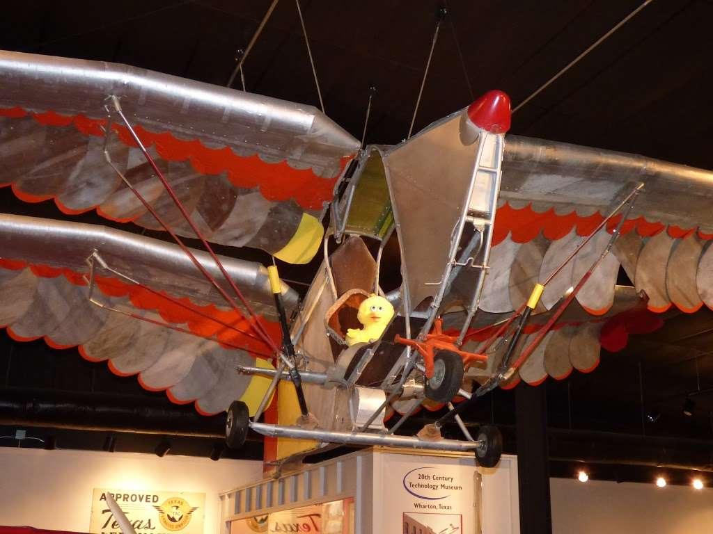 20th Century Technology Museum - museum  | Photo 8 of 10 | Address: 3615 N Richmond Rd, Wharton, TX 77488, USA | Phone: (979) 282-8810