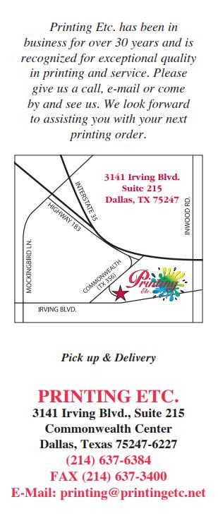 Printing Etc. - store  | Photo 5 of 6 | Address: 3141 Irving Blvd #215, Dallas, TX 75247, USA | Phone: (214) 637-6384