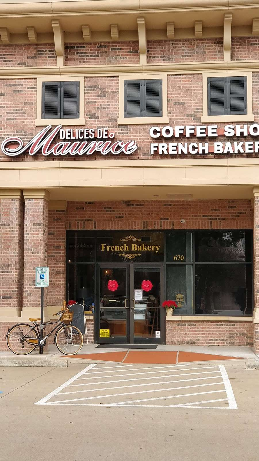 Delices De Maurice - cafe  | Photo 4 of 5 | Address: Westheimer Pkwy, Katy, TX 77450, USA | Phone: (832) 437-5723