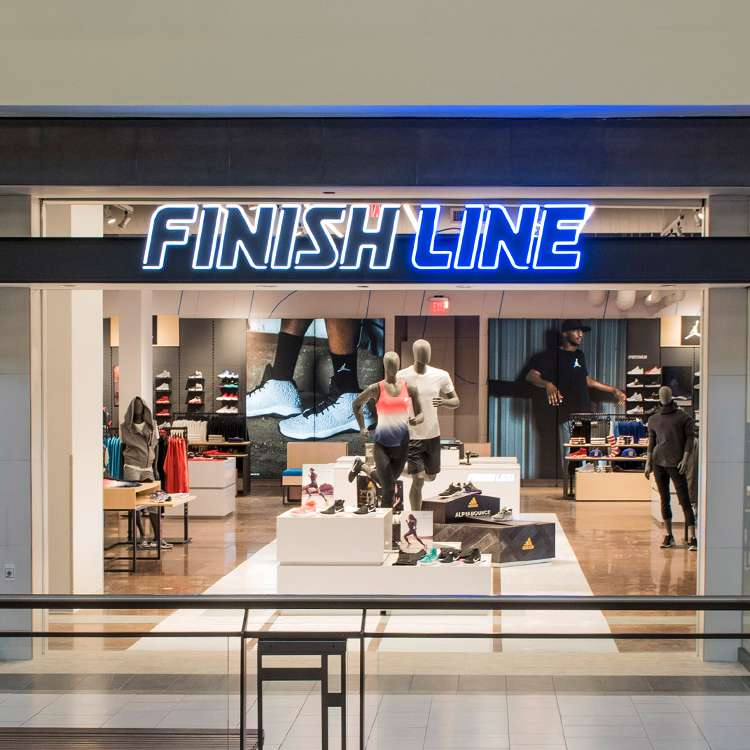Finish Line - shoe store  | Photo 8 of 10 | Address: 1076 Green Acres Mall, Suite 114, Valley Stream, NY 11581, USA | Phone: (516) 599-5907