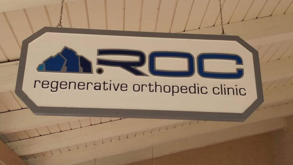 ROC Regenerative Orthopedic Clinic - doctor  | Photo 6 of 8 | Address: 92867, 1601 E Lincoln Ave, Orange, CA 92865, USA | Phone: (626) 965-2334