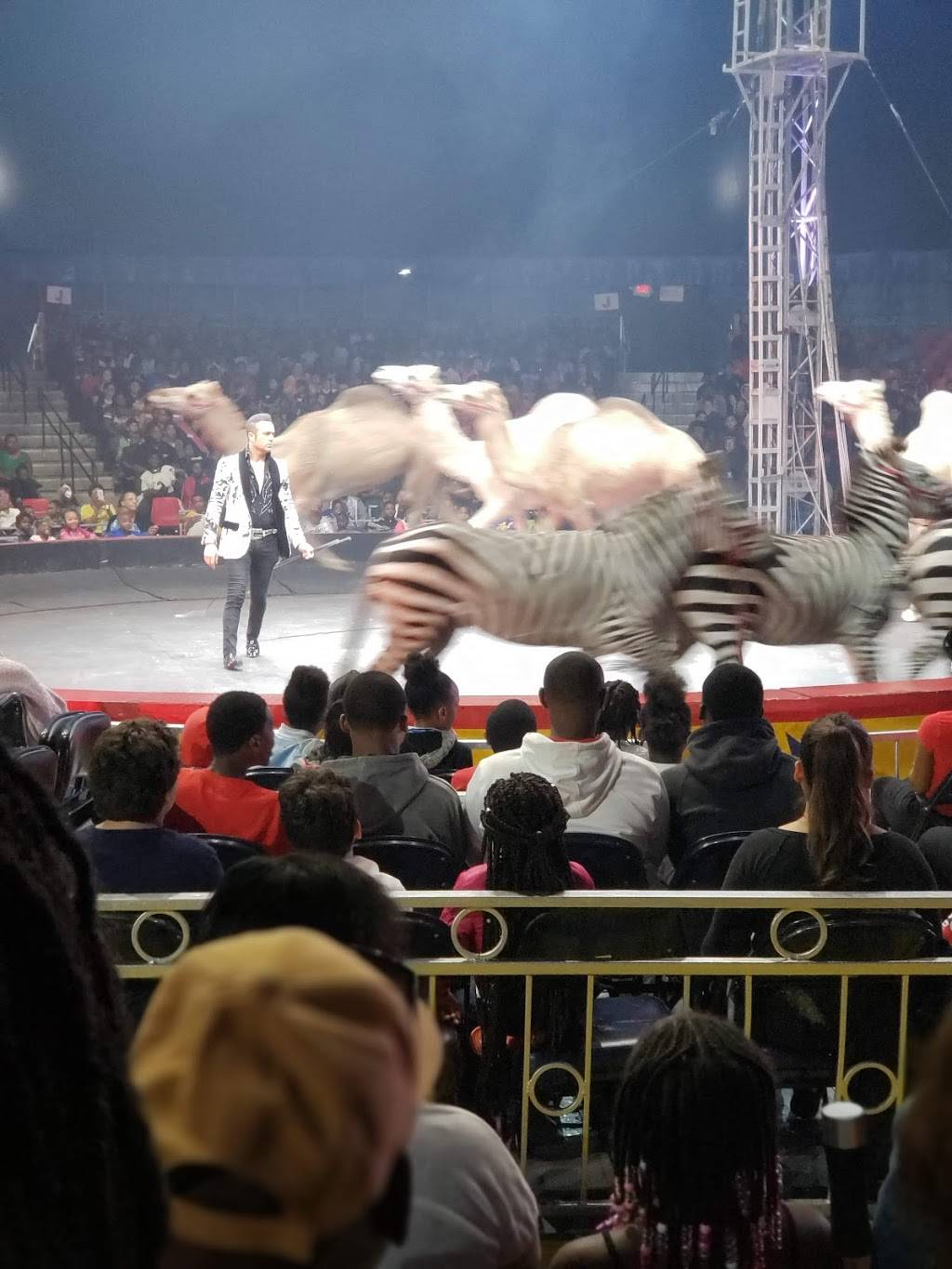 Universoul Circus In Washington Park - museum  | Photo 2 of 10 | Address: 52nd and, S, Payne Dr, Chicago, IL 60615, USA | Phone: (800) 745-3000
