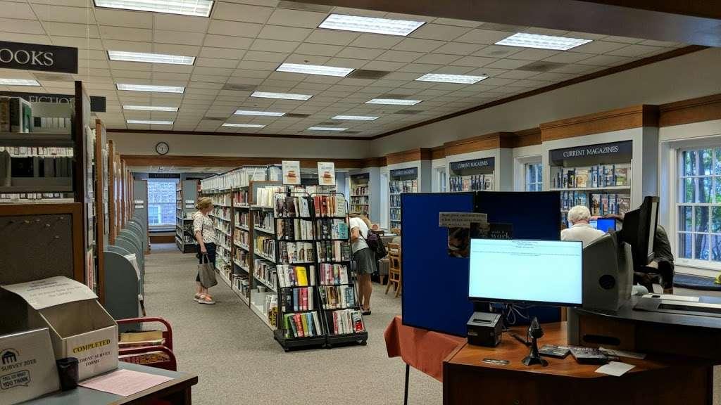 Mary Riley Styles Public Library - library  | Photo 8 of 10 | Address: 120 N Virginia Ave, Falls Church, VA 22046, USA | Phone: (703) 248-5030