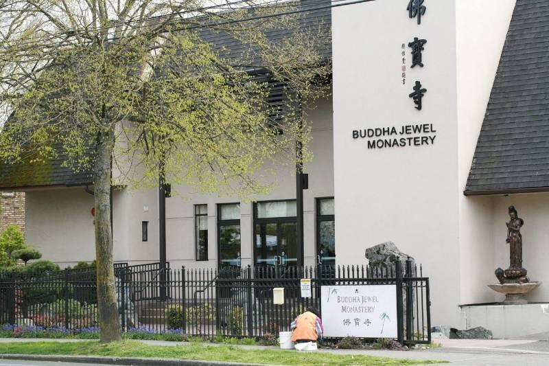 Buddha Jewel Monastery 佛寶寺 - school  | Photo 5 of 8 | Address: 17418 8th Ave NE, Shoreline, WA 98155, USA | Phone: (206) 721-9921