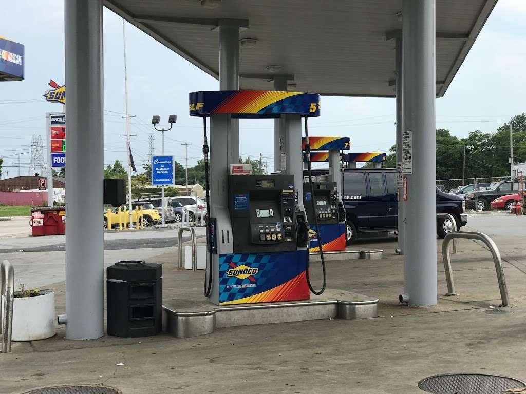 Sunoco Gas Station - gas station  | Photo 1 of 4 | Address: 2200 W 2nd St, Chester, PA 19013, USA | Phone: (610) 485-2327