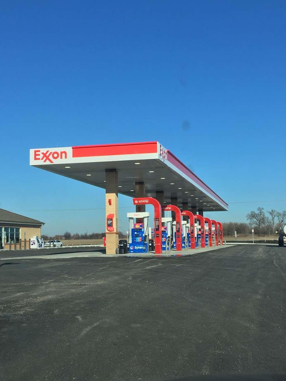 Exxon Wash n Run - gas station  | Photo 3 of 5 | Address: 14602 W Laraway Rd, New Lenox, IL 60451, USA