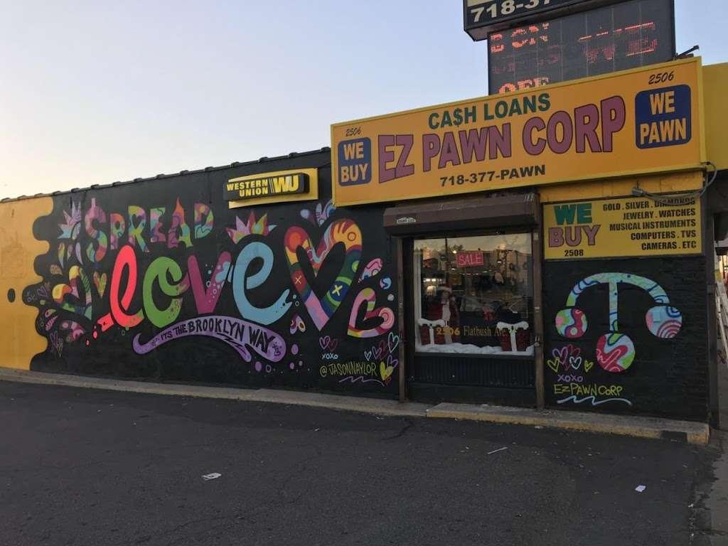 EZ Pawn Corp - jewelry store  | Photo 7 of 10 | Address: 2506 Flatbush Ave, Brooklyn, NY 11234, USA | Phone: (718) 377-7296
