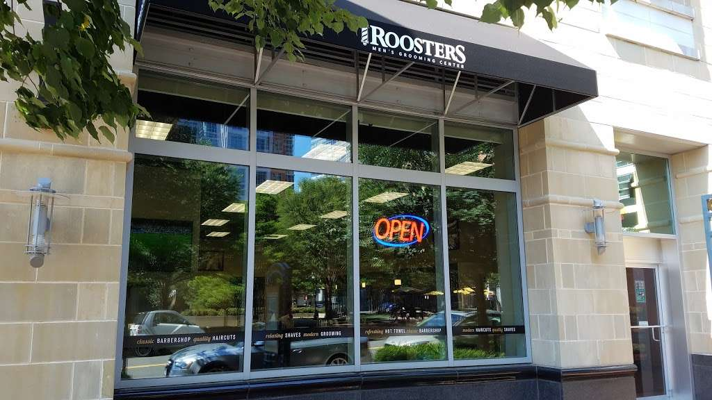 Roosters Mens Grooming Center - hair care  | Photo 1 of 5 | Address: 11990 Market St, Reston, VA 20190, USA | Phone: (571) 325-2888