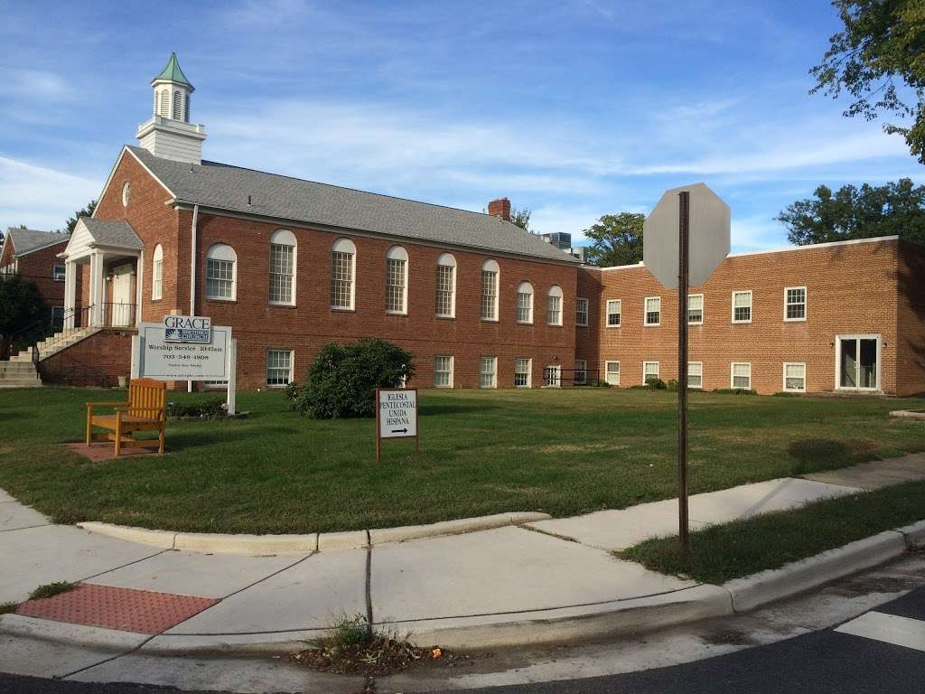 Grace Brethren Church - church  | Photo 1 of 3 | Address: 1301 Commonwealth Ave, Alexandria, VA 22301, USA | Phone: (703) 548-1808