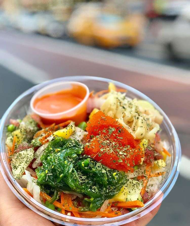 Koshe Poke - restaurant  | Photo 3 of 10 | Address: 43 E 34th St, New York, NY 10016, USA | Phone: (212) 725-3179