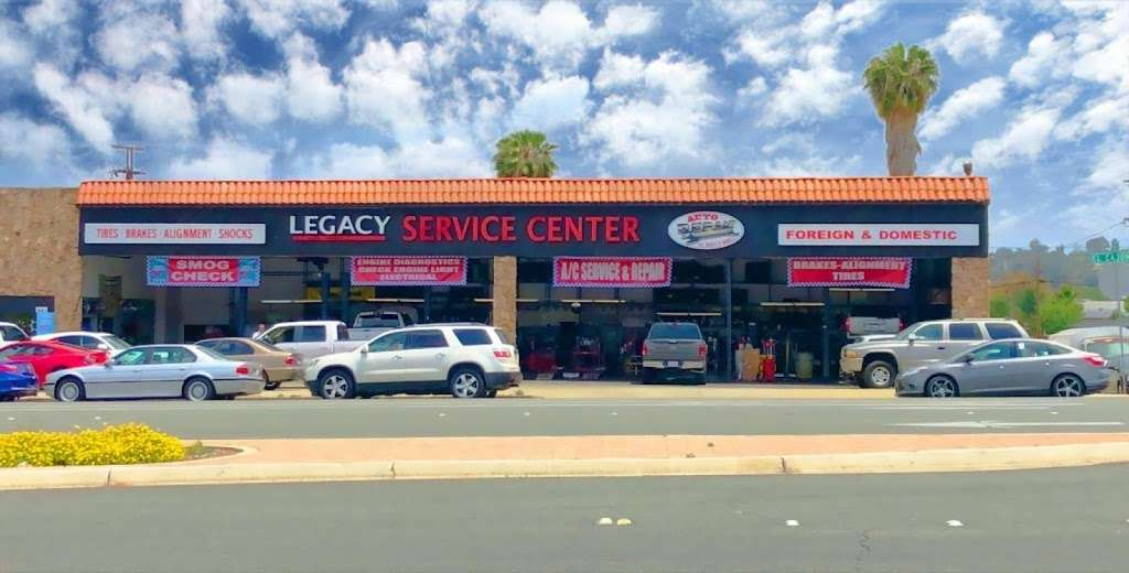 Legacy Auto Care - car repair    Photo 8 of 9   Address: 661 El Cajon Blvd, El Cajon, CA 92020, USA   Phone: (619) 444-2175
