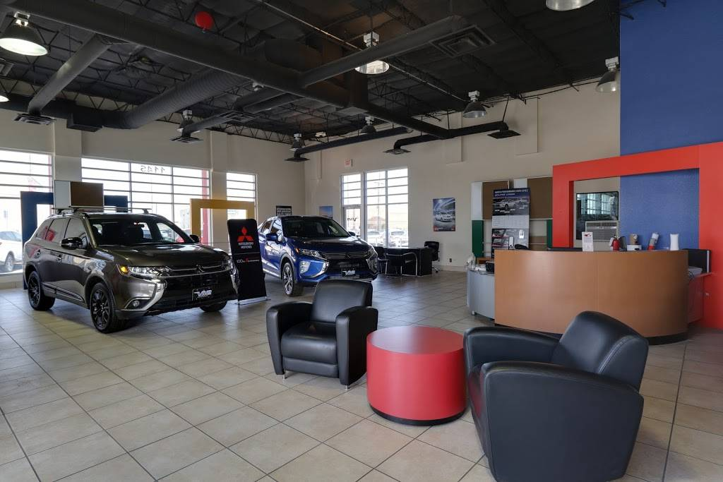 Viva Mitsubishi - car dealer    Photo 2 of 3   Address: 10310 Montana Ave, El Paso, TX 79925, USA   Phone: (915) 782-1600