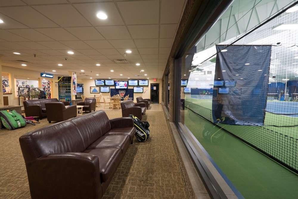 CourtSense at Bogota Racquet Club - health  | Photo 3 of 10 | Address: 156 W Main St, Bogota, NJ 07603, USA | Phone: (201) 489-1122