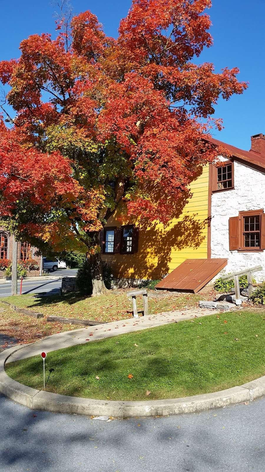 Historic Schaefferstown Inc - museum  | Photo 2 of 8 | Address: 111 N Market St, Schaefferstown, PA 17088, USA | Phone: (717) 949-2244