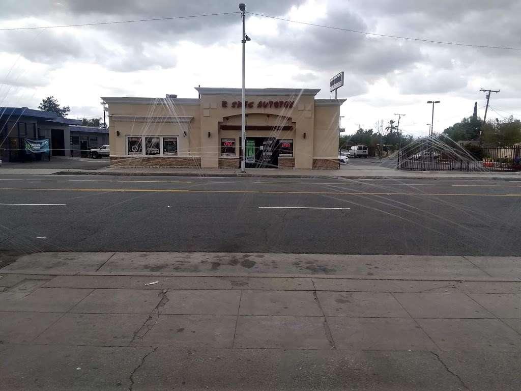 Rspec Autotek - car repair    Photo 8 of 8   Address: 215 E Highland Ave, San Bernardino, CA 92404, USA   Phone: (909) 475-8700