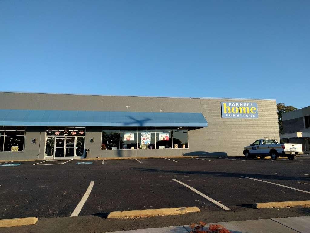 Farmers Home Furniture - furniture store  | Photo 1 of 7 | Address: 401 S Battleground Ave, Kings Mountain, NC 28086, USA | Phone: (704) 734-4770