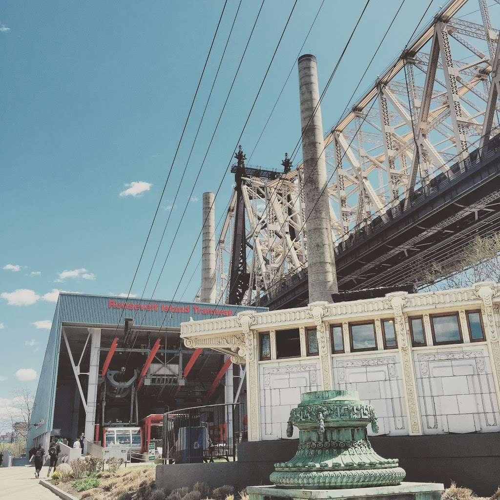 Roosevelt Island Tram Station - transit station  | Photo 3 of 10 | Address: Main St, Roosevelt Island, NY 10044, USA