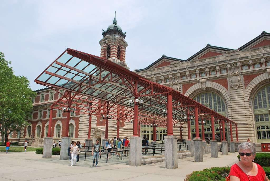 Ellis Island Immigrant Building - museum  | Photo 10 of 10 | Address: Jersey City, NY 07305, USA | Phone: (917) 299-3843