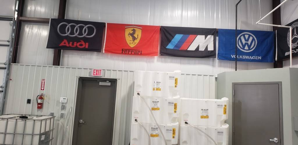 German Motor Works INC - BMW-MINI COOPER - MERCEDES BENZ - AUDI  - car repair  | Photo 2 of 10 | Address: 12627 E Central Ave #100, Wichita, KS 67206, USA | Phone: (316) 867-2828