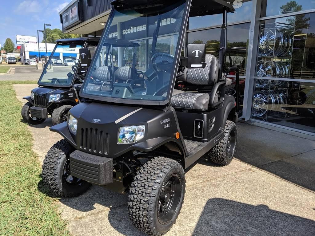 TireMax - Powersports: Scooters, Golf Carts, Go Karts and ATVs - car repair  | Photo 6 of 10 | Address: 7015 Brook Rd, Richmond, VA 23227, USA | Phone: (804) 262-1900