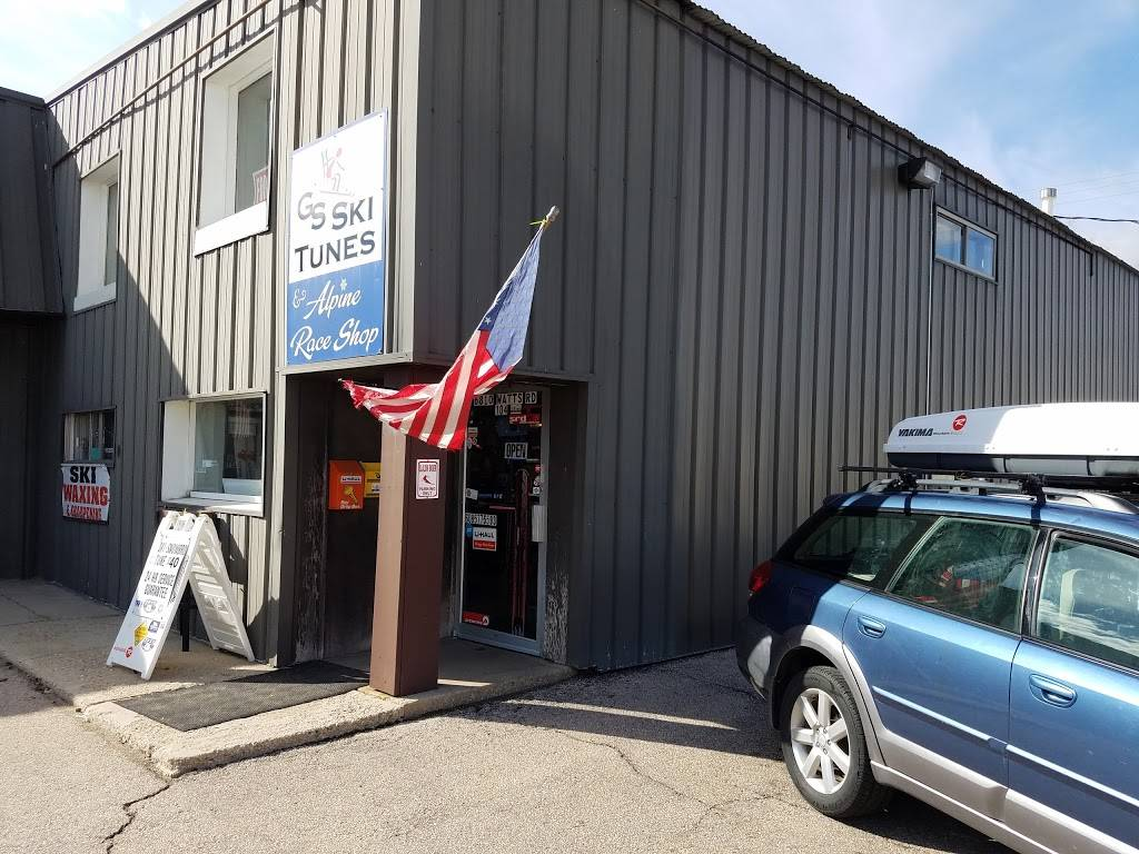 GS Ski Tunes & Alpine Race Shop LLC - store  | Photo 3 of 3 | Address: 6810 Watts Rd #104, Madison, WI 53719, USA | Phone: (608) 577-5593
