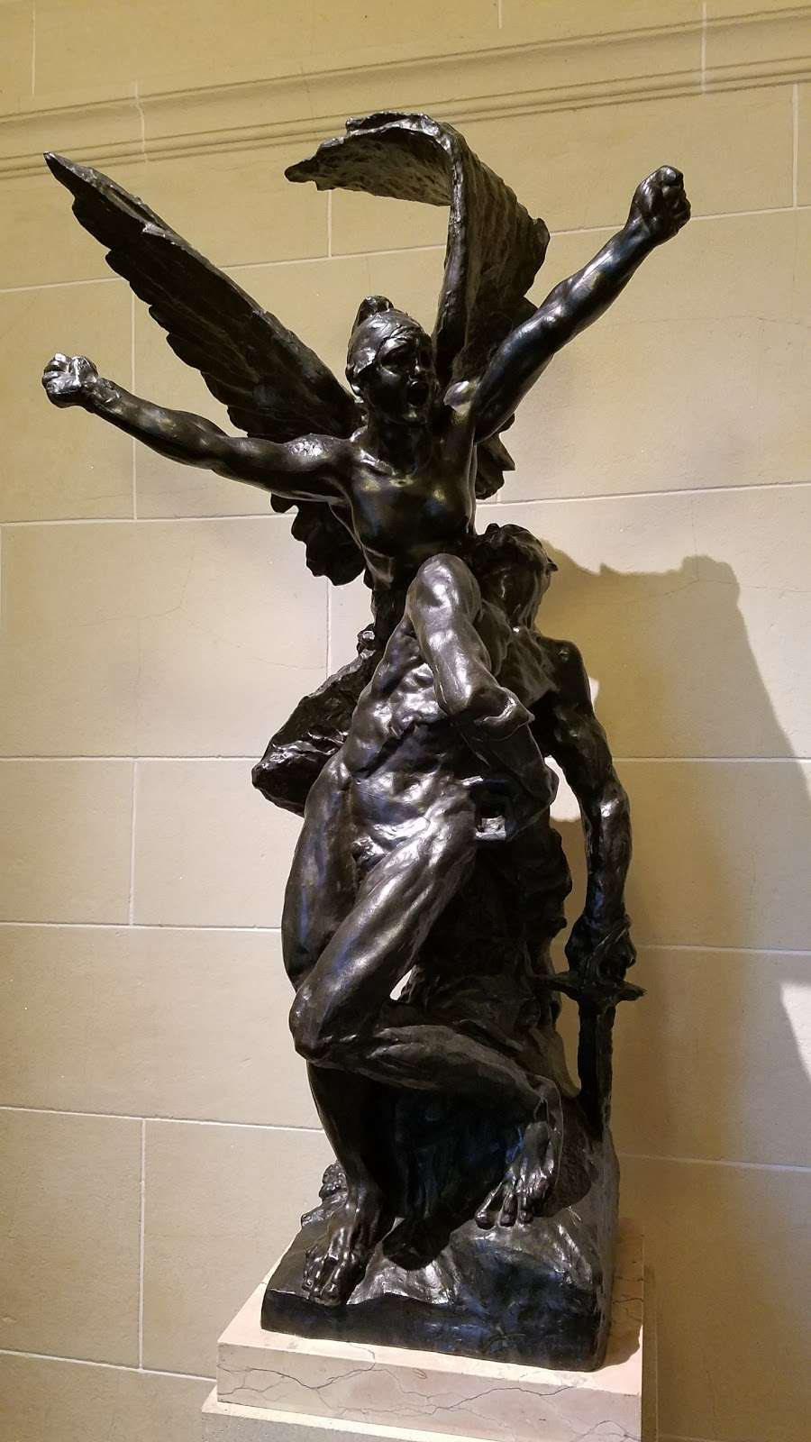 Rodin Museum - museum  | Photo 10 of 10 | Address: 2151 Benjamin Franklin Pkwy, Philadelphia, PA 19130, USA | Phone: (215) 763-8100