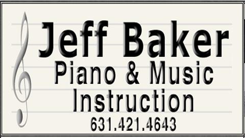 Piano Lessons with Jeffrey Baker - electronics store    Photo 4 of 5   Address: 40 Carnegie Ave, Huntington, NY 11743, USA   Phone: (516) 348-3154