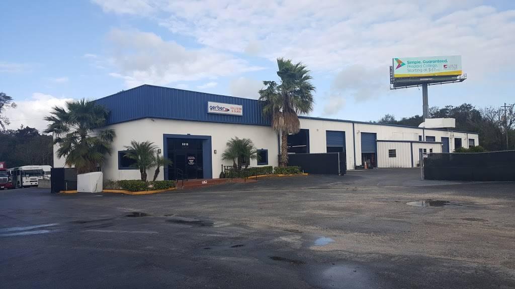 Gerber Collision & Glass - car repair  | Photo 2 of 10 | Address: 9816 NE US Hwy 301 N, Tampa, FL 33637, USA | Phone: (813) 988-4332