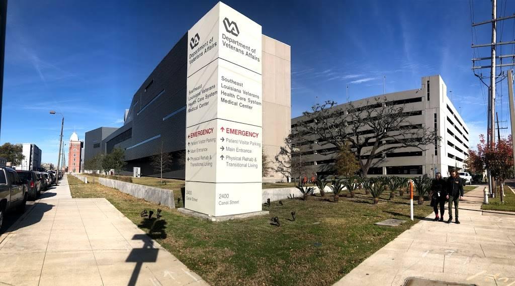 Veterans Affairs Hospital - hospital  | Photo 7 of 10 | Address: 119 S Galvez St, New Orleans, LA 70119, USA | Phone: (800) 935-8387