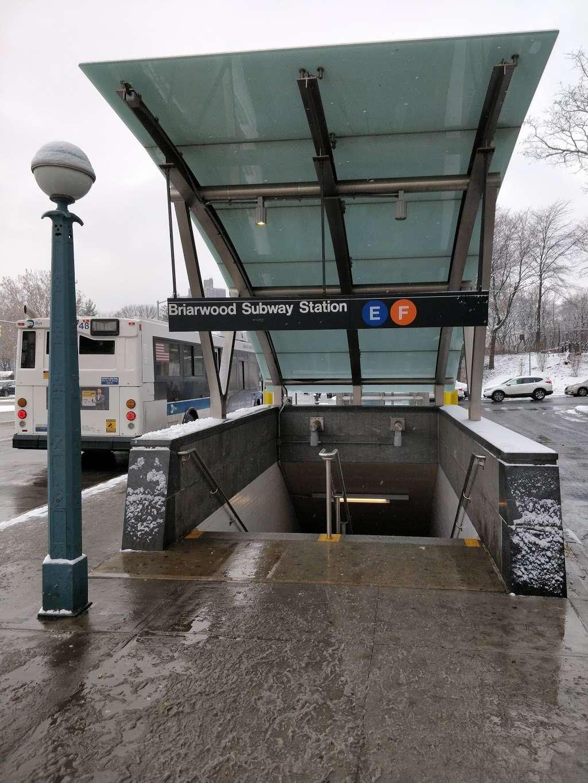 Briarwood - Van Wyck Blvd - subway station    Photo 9 of 10   Address: &, Queens Blvd & Main St, Briarwood, NY 11435, USA