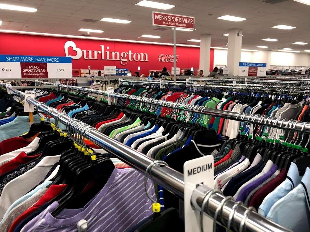 Burlington - clothing store  | Photo 6 of 10 | Address: 1925 Turnbull Ave, The Bronx, NY 10473, USA | Phone: (718) 518-3190