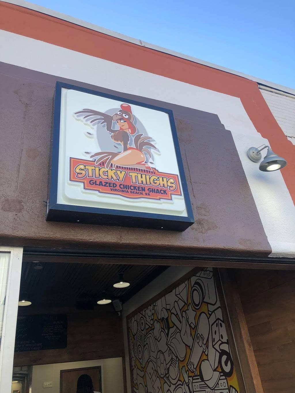 Sticky Thighs - restaurant  | Photo 5 of 10 | Address: 2120 Atlantic Ave, Virginia Beach, VA 23451, USA | Phone: (757) 937-5200
