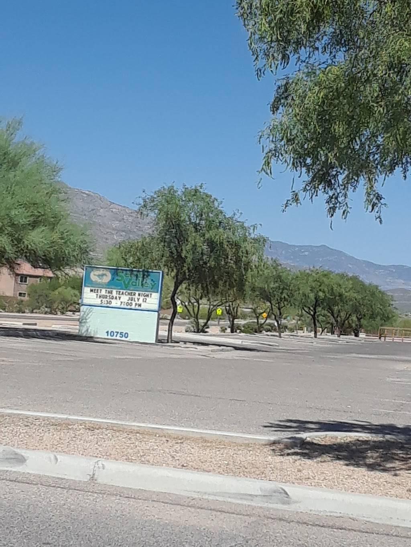 Senita Valley Elementary School - school    Photo 2 of 2   Address: 10750 E Bilby Rd, Tucson, AZ 85747, USA   Phone: (520) 879-3102