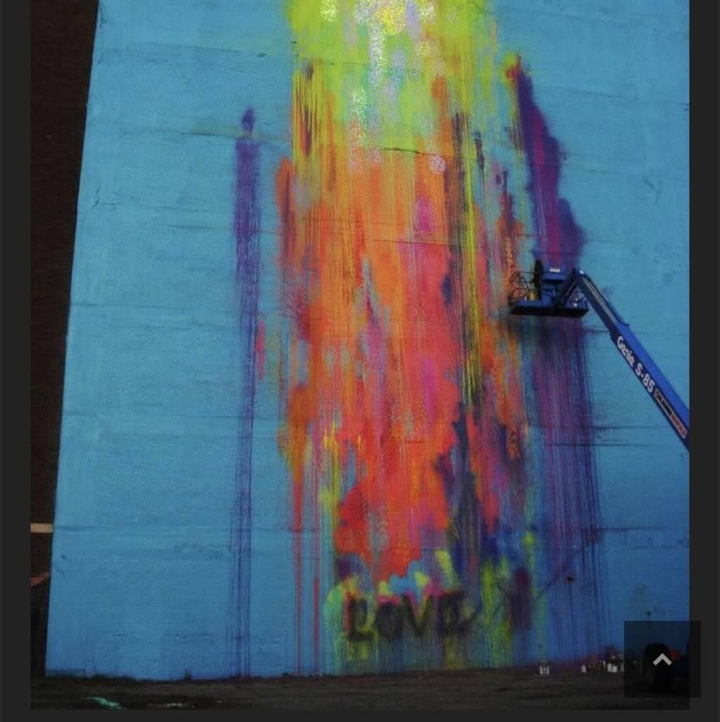 The Illuminated Mural - museum  | Photo 9 of 10 | Address: 2967 E Grand Blvd, Detroit, MI 48202, USA | Phone: (248) 885-4156