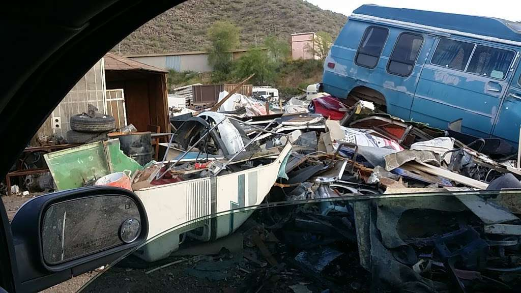 Statewide Salvage and Recovery Inc llc - car repair    Photo 7 of 10   Address: 21831 N 16th St #5607, Phoenix, AZ 85024, USA   Phone: (480) 225-4009