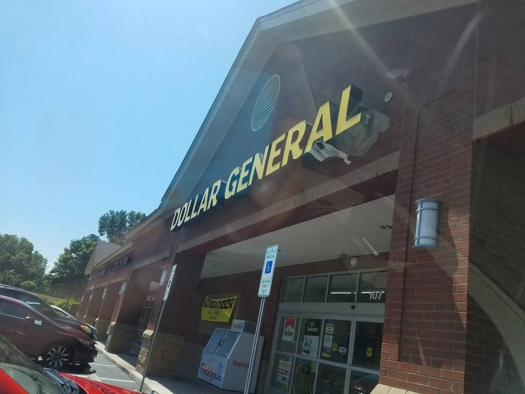 Dollar General - home goods store  | Photo 4 of 10 | Address: 5416 Rock Quarry Rd, Raleigh, NC 27610, USA | Phone: (919) 900-6545