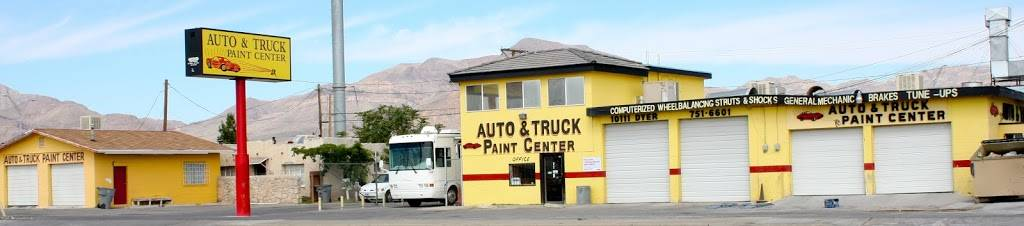 Auto & Truck Paint Center - car repair  | Photo 1 of 8 | Address: 10111 Dyer St, El Paso, TX 79924, USA | Phone: (915) 751-6601