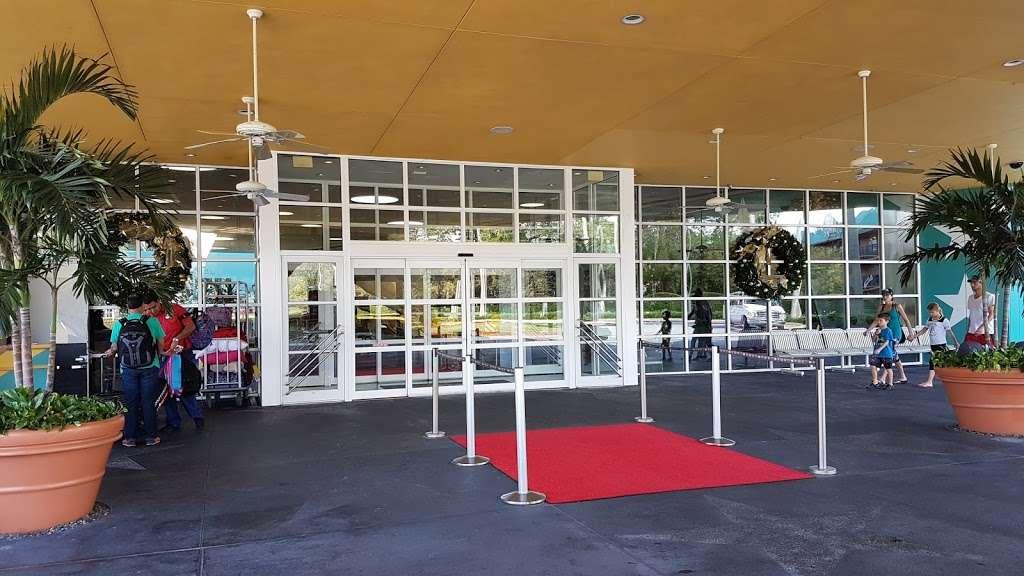 Disneys All-Star Movies Resort - bus station  | Photo 2 of 10 | Address: Directors Dr, Kissimmee, FL 34747, USA