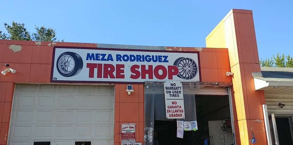Meza Rodriguez Tire Shop - car repair  | Photo 1 of 1 | Address: 3509 W 16th St, Indianapolis, IN 46222, USA