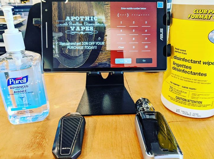 Apothic Vapes - store  | Photo 7 of 10 | Address: 1579 Front Rd, Windsor, ON N9J 2B5, Canada | Phone: (519) 991-7599