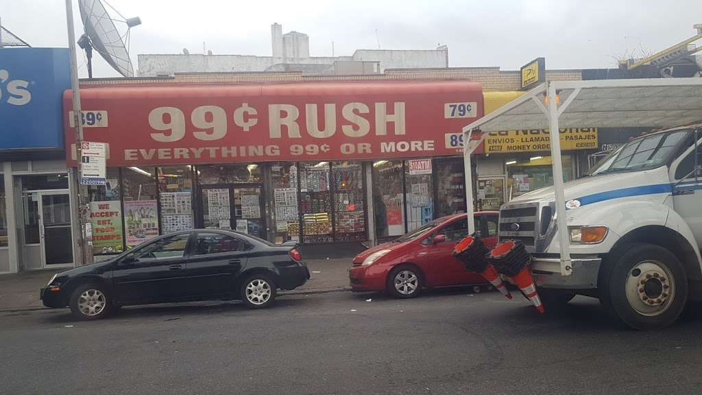 99 Cents Rush - store    Photo 3 of 10   Address: 1466 Westchester Ave, Bronx, NY 10472, USA   Phone: (718) 328-9336