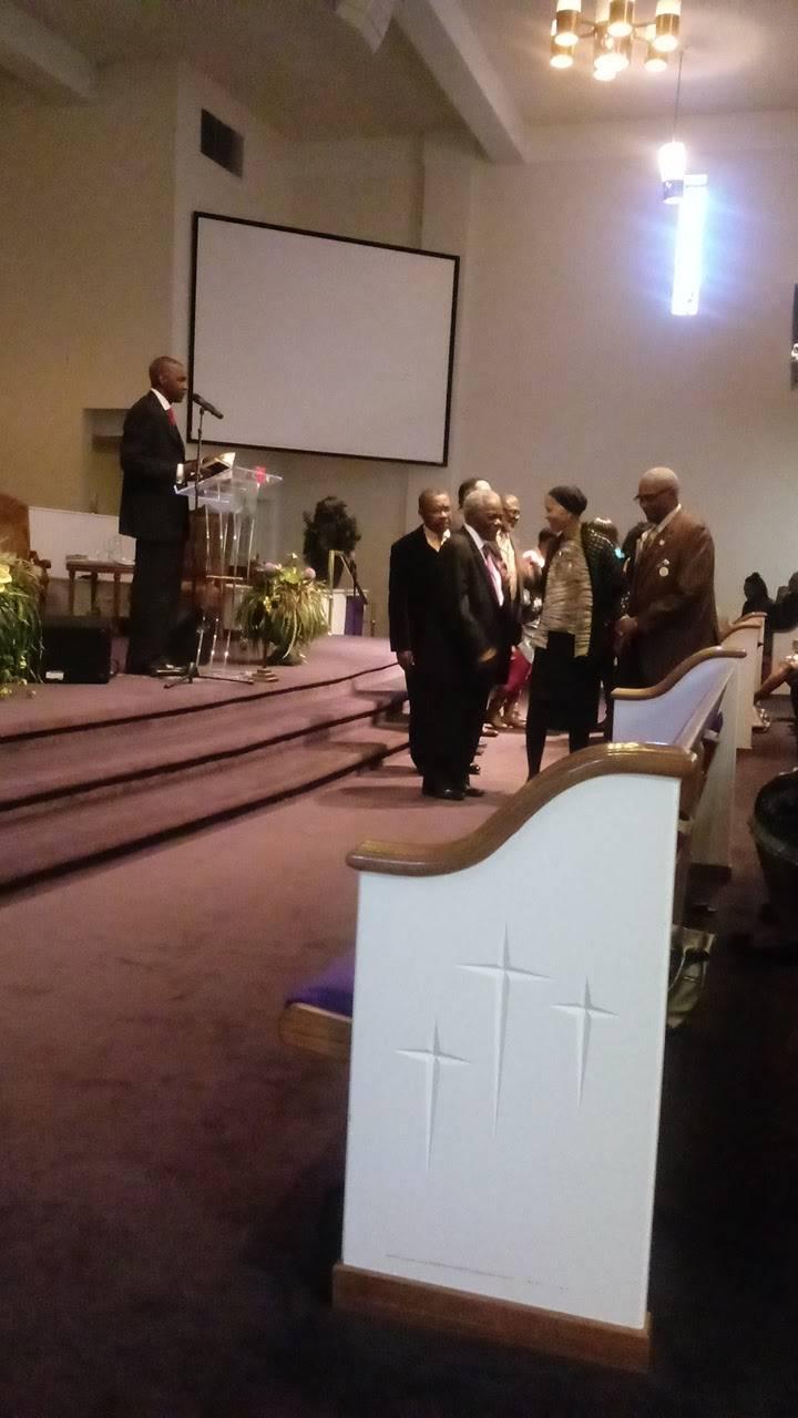 Pleasant Green Baptist Church - church  | Photo 2 of 4 | Address: 340 David L Gray Dr, Kansas City, KS 66101, USA | Phone: (913) 371-5393