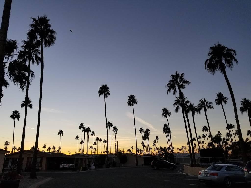 Palm Gardens 55+ Manufactured Housing Community & Mobile Home Pa - campground  | Photo 3 of 5 | Address: 2929 E Main St, Mesa, AZ 85213, USA | Phone: (480) 832-0290