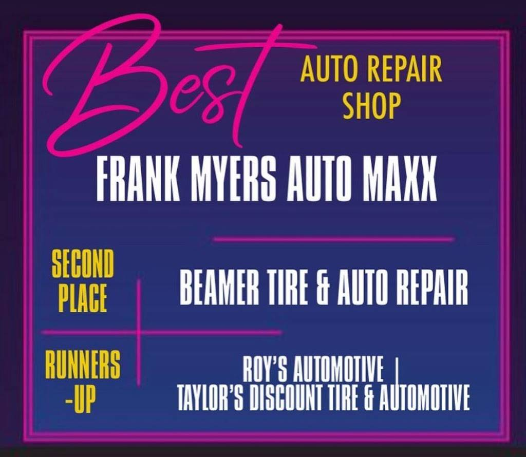 Frank Myers Auto Maxx Service & Repair - car repair  | Photo 8 of 10 | Address: 4200 N Patterson Ave, Winston-Salem, NC 27105, USA | Phone: (336) 831-0656