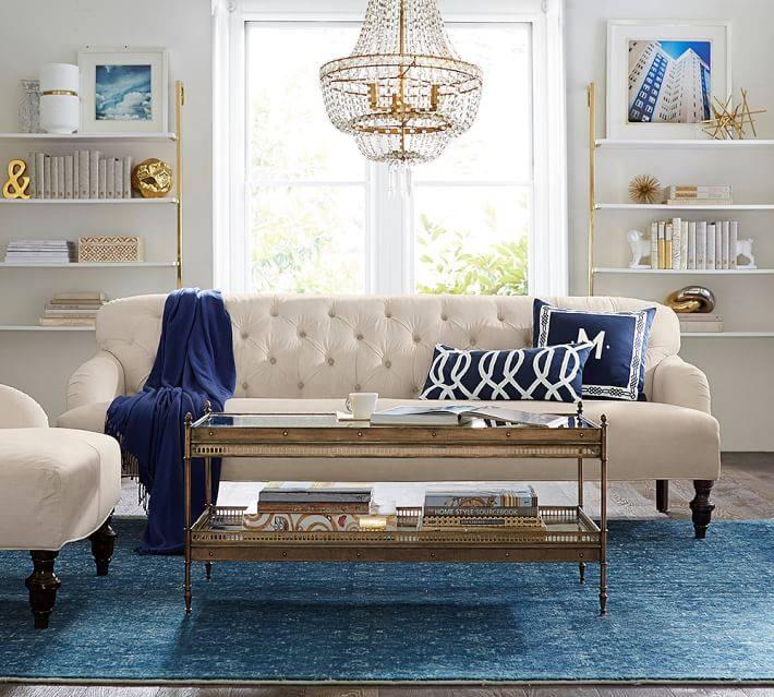 Pottery Barn - furniture store  | Photo 5 of 10 | Address: 1500 Washington Rd #1105, Mt Lebanon, PA 15228, USA | Phone: (412) 571-5460